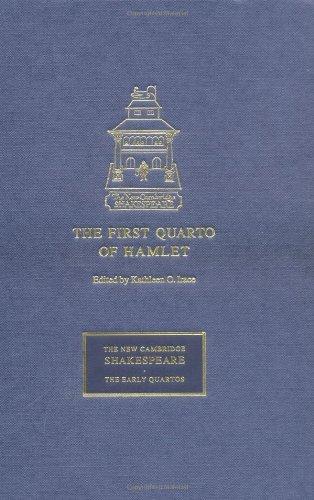 NCSQ: First Quarto of Hamlet (The New Cambridge Shakespeare: The Early Quartos)