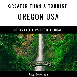 Greater Than a Tourist - Oregon USA cover art