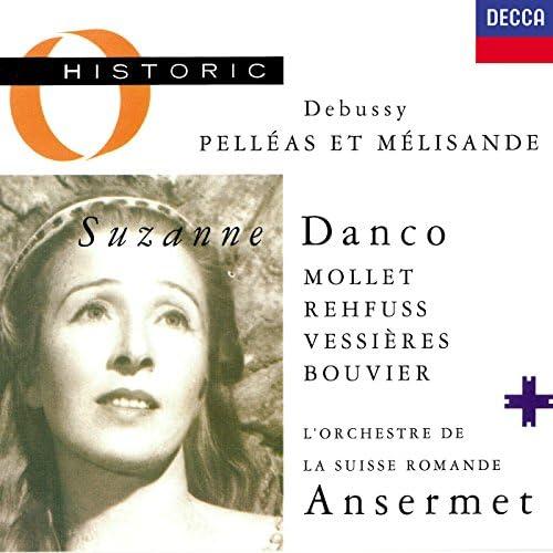 Ernest Ansermet, Suzanne Danco, Heinz Rehfuss, Pierre Mollet, Andre Vessieres, Helene Bouvier & L'Orchestre de la Suisse Romande