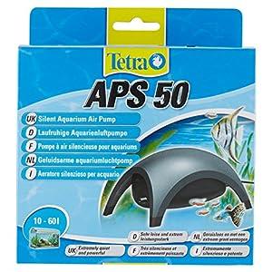 Tetra-APS-Aquarienluftpumpe-Luftpumpe-Membranpumpe-fr-Aquarien-mit-Lufthahn-zur-Kontrolle-des-Luftstroms