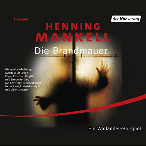 Die Brandmauer audiobook cover art