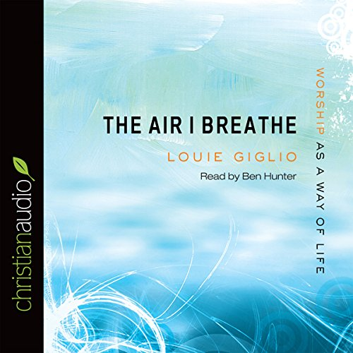 The Air I Breathe audiobook cover art