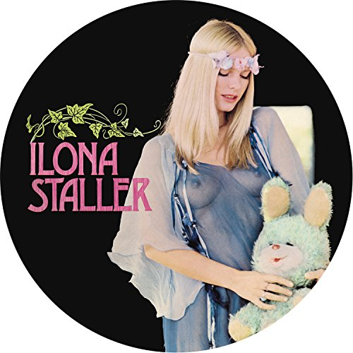 Ilona Staller [Picture Disc] (Esclusiva Amazon) [Vinilo]