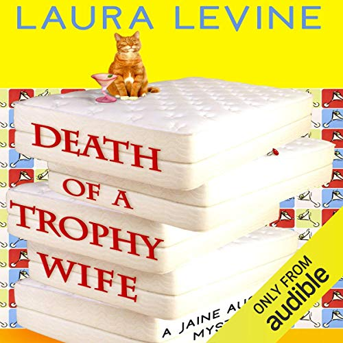 Death of a Trophy Wife cover art