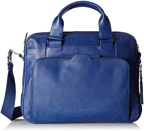 Piquadro Aktentasche CA3300S73 Blau2, Blau