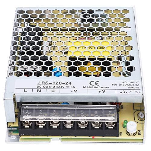 Fuente de alimentación conmutada Conmutación regulada universal con indicador LED Controlador de transformador 120W 85~264VAC(LRS-120-12)