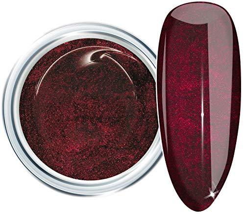 HN Hollywood nails Color UV Gele (Allure Red) 115