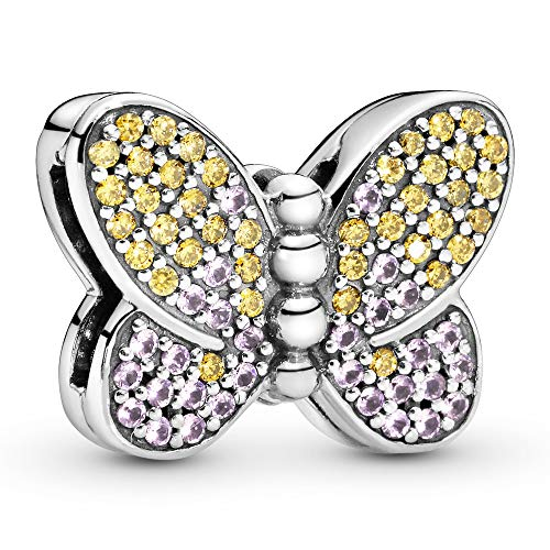 Pandora - Bead Charms 925_Sterling Plata 797864CZM