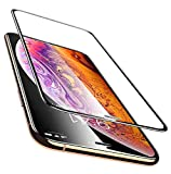 Nishtech® Edge to Edge 11D Tempered Glass Screen Protector for Iphone XS max/ 11 pro Max with installation kit
