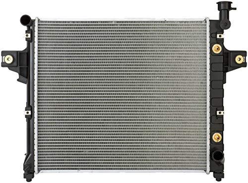 02 jeep grand cherokee radiator - 1