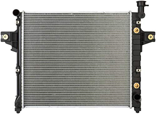 Spectra Premium CU2336 Complete Radiator for Jeep Grand Cherokee