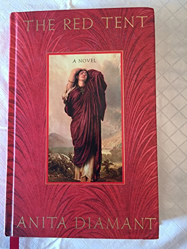 The Red Tent 1st (first) edition Text Only