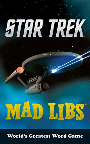Star Trek Mad Libs product image