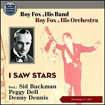 I Saw Stars (Recordings of 1934)
