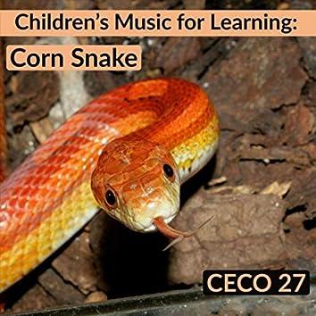 Children's Music for Learning: Corn Snake