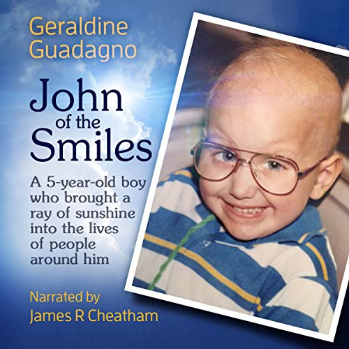 John of the Smiles audiobook cover art