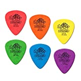 Dunlop Tortex Standard Picks Sample Variety Mix Pack (2 of each gauge) 12/Player's Pack