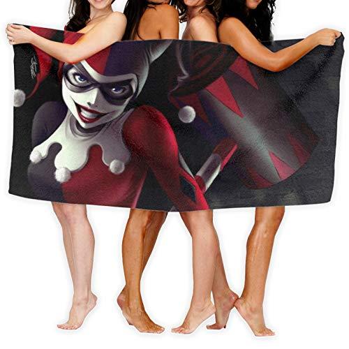 51eQdVFjgbL._SL500_ Harley Quinn Bath Towels