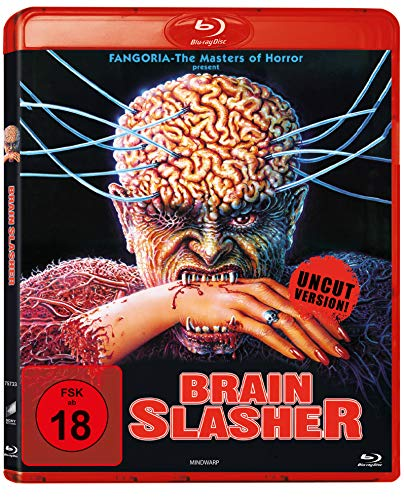 Brain Slasher - Uncut Version [Blu-ray]