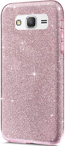 Galaxy Grand Prime Case Galaxy G530 Cover Ultra Thin Bling Glitter Protective Plastic Soft TPU product image