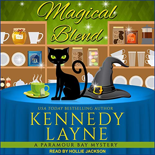 Magical Blend cover art