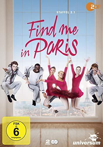 Find Me in Paris - Staffel 2.1 [2 DVDs]