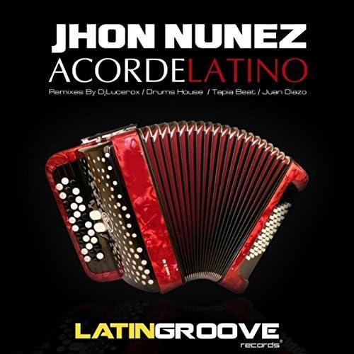 Jhon Nuñez