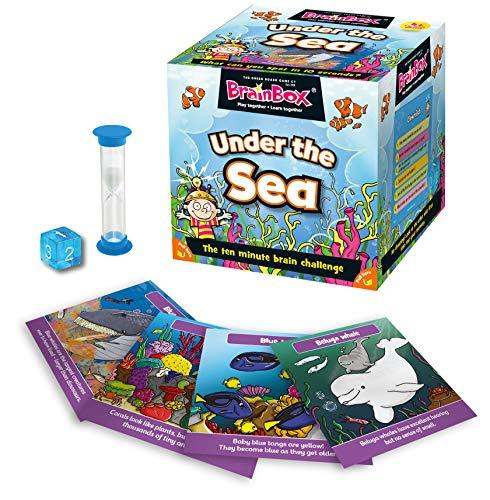 Green Board Games GRE91024 Juego BrainBox