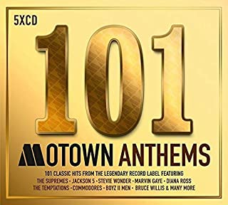 101 Motown Anthems / Various