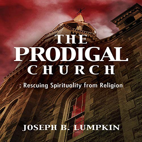 The Prodigal Church audiobook cover art