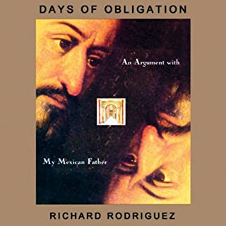Days of Obligation audiobook cover art