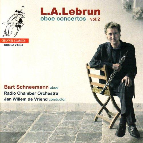 Lebrun & Beethoven: Oboe Concertos Vol. 2