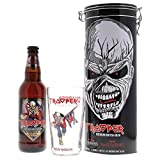 TUBE ROBINSONS TROOPER IRON MAIDEN BIERE 50CL + 1