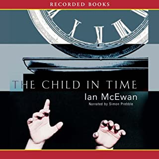 A Child in Time audiobook cover art