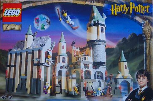 LEGO 4709 - Hogwarts, 682 Piezas