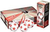 Callaway Chrome Soft X Golf Balls, Prior Generation, (One Dozen),...