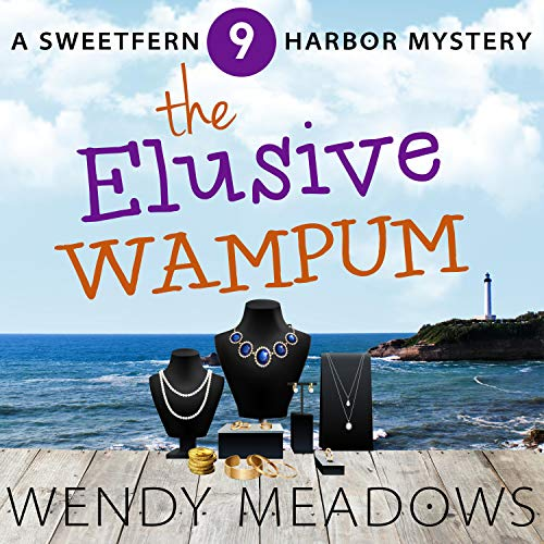 The Elusive Wampum Audiobook By Wendy Meadows cover art