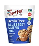 Bob's Red Mill Grain Free Baking Mix (Blueberry Muffin, 9 OZ, Pack of 2)
