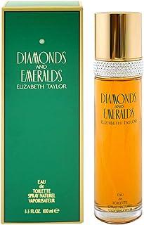 Elizabeth Taylor Diamonds & Emeralds for Women Eau de Toilette 100ml