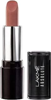 Lakmé Absolute Matte Revolution Lip Color, 301 Morning Coffee, 3.5 g