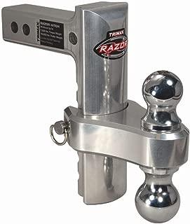 Trimax TRZ4AL-RP Razor Aluminum Adjust Hitch-Dual Ball