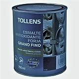 Tollens 8730 Esmalte para Metales, Marrón Oxido, 750 ml