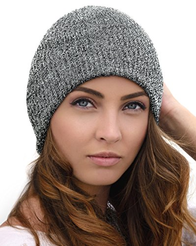 Winter Hats for Women Who are Looking for Something Warm, Stylish and Soft Black White
