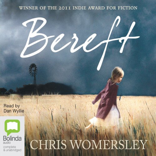 Bereft audiobook cover art