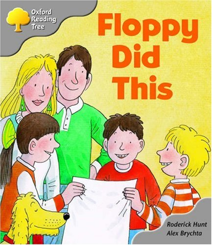 Floppy Did This (Oxford Reading Tree)の詳細を見る