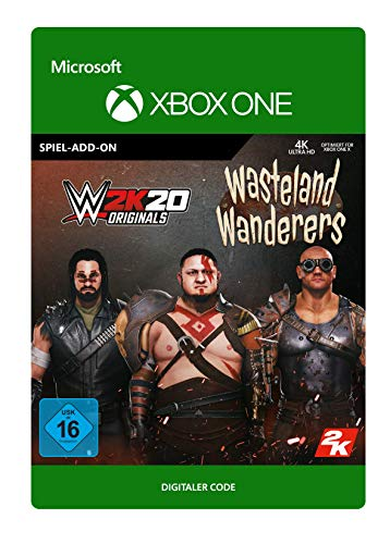 WWE 2K20 Originals: Wasteland Wanderers DLC | Xbox One - Download Code