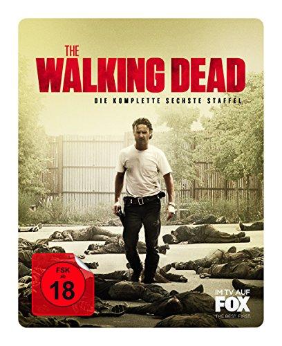 The Walking Dead - Staffel 6 (Uncut) (Steelbook) [Blu-ray]