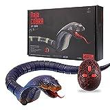 ABS Material Hohe Nachahmung Schlange Tierspielzeug Lustige Streich Spielzeug mit Fernbedienung für Kinder