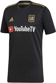 adidas Men's Los Angeles FC Replica Jersey 2019 Home Kit