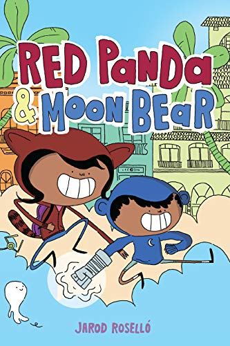 Red Panda & Moon Bear (English Edition)